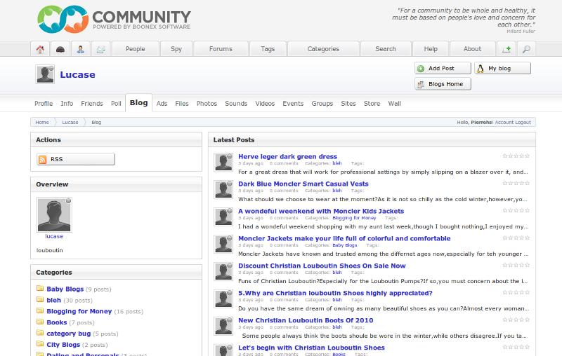 Script site de rencontre php