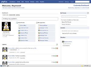 Clone Facebook avec phpFox