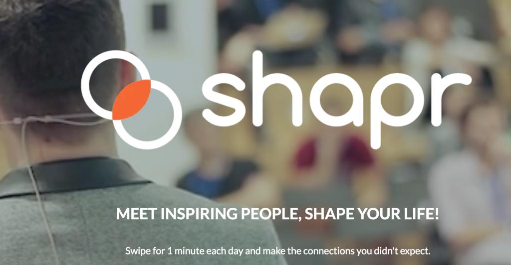 Rencontrez des gens inspirants, façonnisez votre vie