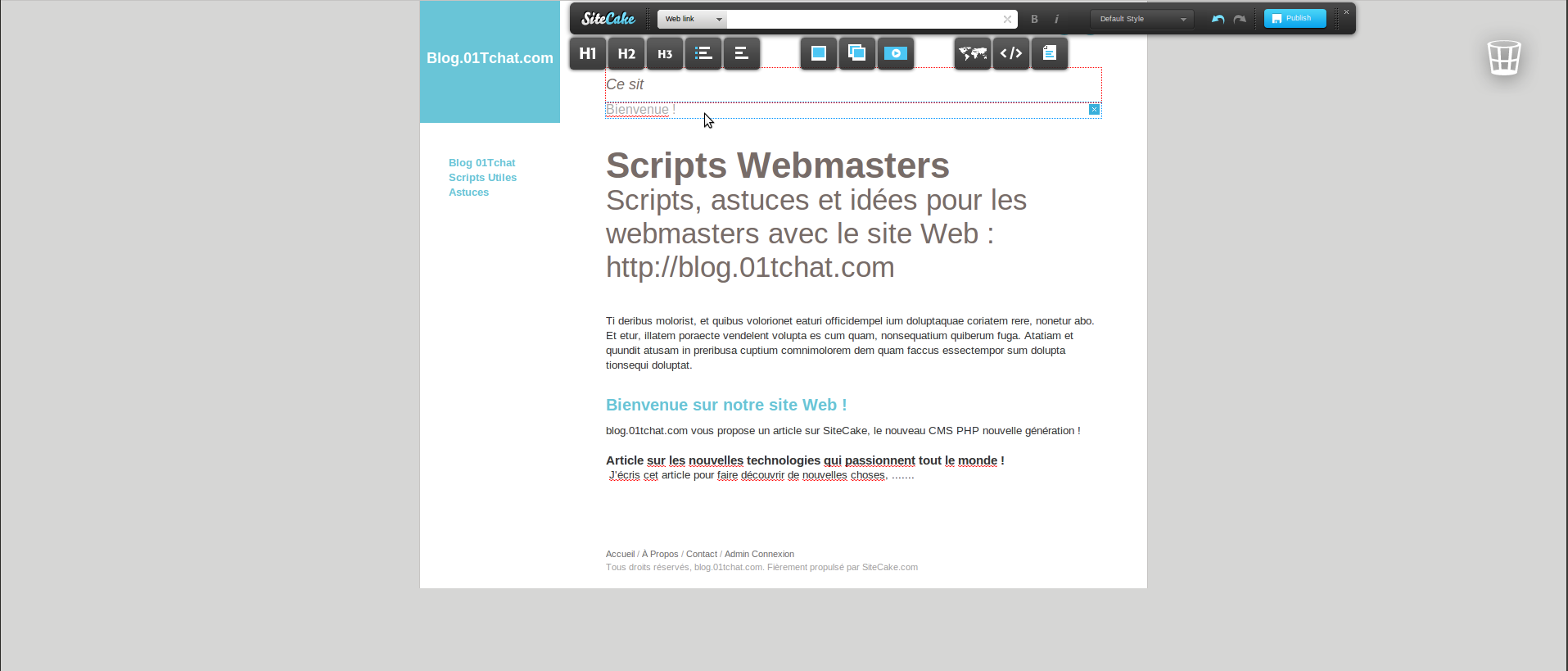 Scripts site de rencontre